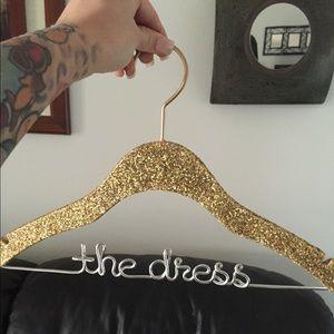 Other - wedding bride hanger